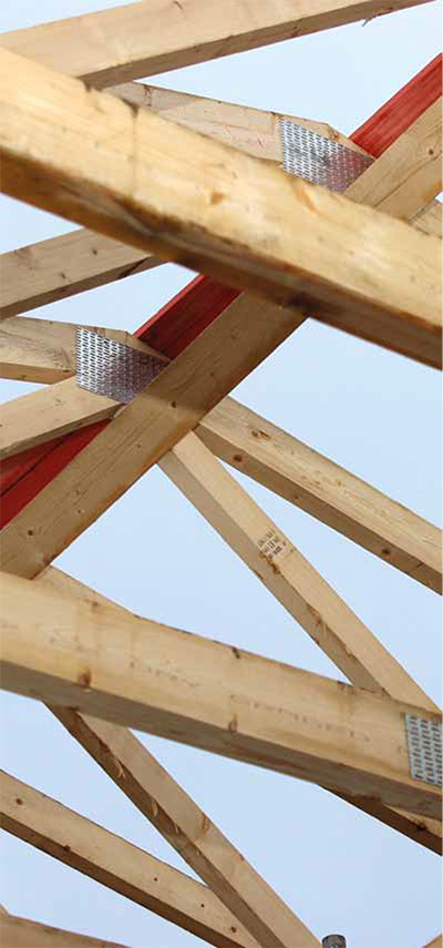 Trussed Rafters